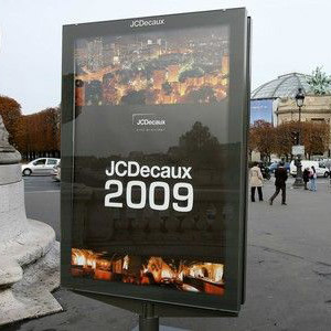 JCDecaux sufre su peor retroceso en diez años