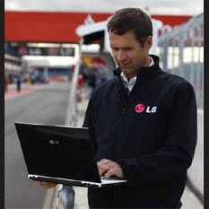 LG afianza su compromiso con Formula 1 convirtiéndose en patrocinador oficial de Cosworth