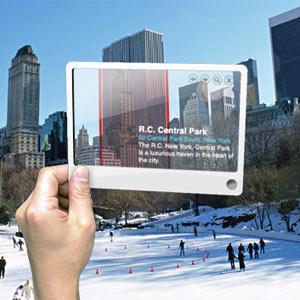 Los móviles con realidad aumentada revolucionan el marketing
