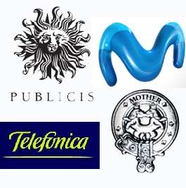 Publicis y Mother ganan el concurso para lanzar Movistar como marca única