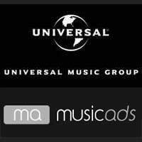 La publicidad online de Universal Music España, en manos de MusicAds