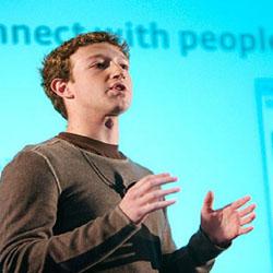 Mark Zuckerberg es nombrado persona mediática del año por Cannes Lions
