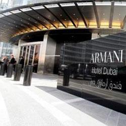 Armani, de la moda al sector hotelero