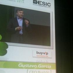 """Gustavo García (BuyVip): """"Las empresas en internet deben gestionar su share en las redes sociales"""""""