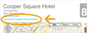 Foursquare se acerca a los anunciantes locales