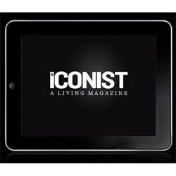 """Axel Springer lleva el concepto de revista de lujo al iPad con """"The Iconist"""""""