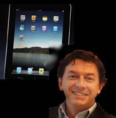 """""""Ójala las marcas entiendan el iPad y lo aprovechen"""", C. García (BOB)"""