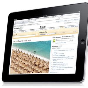 La prensa española confía en las nuevas posibilidades de ingresos del iPad