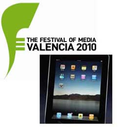 El iPad a debate en el Festival of Media