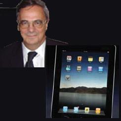 """""""El iPad deberá ofrecer un valor diferencial a los anunciantes, más allá de la cifra de ventas del dispositivo"""", E. Madinaveitia"""