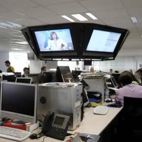 Los periodistas de la región EMEA reconocen una profunda crisis en los medios