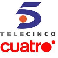Telecinco y Prisa firman el contrato de integración de Cuatro y la adquisición del 22% de Digital+