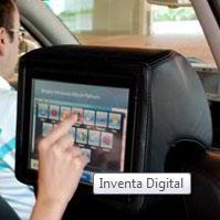 Los taxistas de Madrid tendrán una pantalla táctil de publicidad