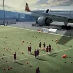 Las estrellas del Barça, protagonistas del nuevo spot de Turkish Airlines