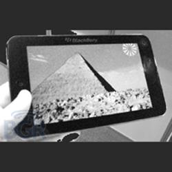 BlackBerry también tendrá su propio iPad