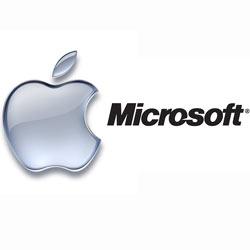 Apple adelanta a Microsoft en valor bursátil