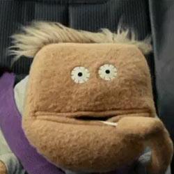 El muñeco Chuck protagoniza la nueva campaña de Chupa Chups