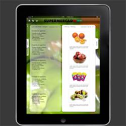 El supermercado de El Corte Inglés llega al iPad