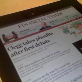 Grandes medios como el Financial Times podrían cerrar en 5 años