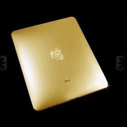 Un iPad para millonarios