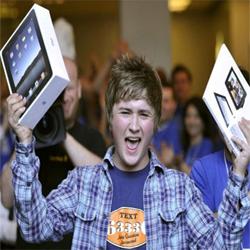 Los modelos más caros del iPad, los primeros en agotarse en España