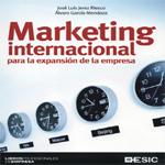 Marketing Internacional – José Luis Jerez Riesco y Álvaro García Mendoza