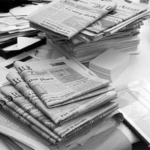 La publicidad pierde fuelle en la prensa escrita