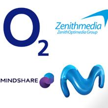 ZenithMedia o Mindshare podrían hacerse con la cuenta de medios de Movistar