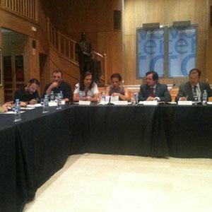 Rueda de prensa con los jurados españoles de Cannes Lions 2010