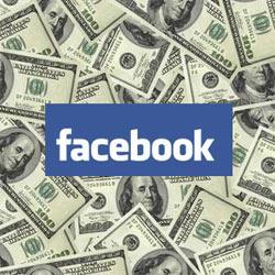 Facebook compite con los gigantes Google, Yahoo! y Microsoft por los anuncios