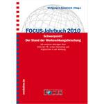 FOCUS-Anuario 2010: La situación de la investigación sobre los efectos de la publicidad - Varios Autores