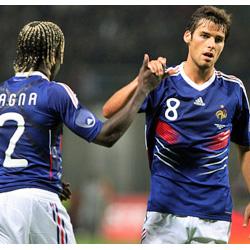 Los patrocinadores le hacen el vacío a la selección francesa
