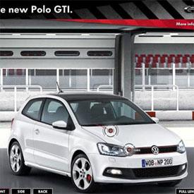Volkswagen lanza el nuevo Polo GTI sólo en Facebook