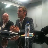 En directo desde las oficinas de DDB Madrid