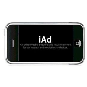 Las inversiones en iAd representan el 48% del gasto publicitario móvil