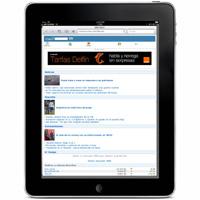 Orange lanza su primera campaña en el iPad