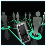 Los consumidores miran productos a través del móvil pero compran poco