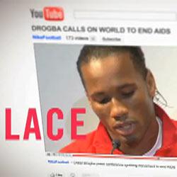 Drogba alza la voz contra el sida en un nuevo spot de Nike
