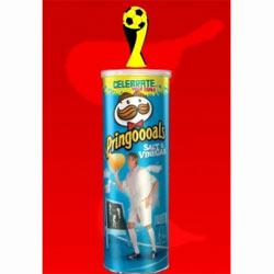 Pringles lanza una aplicación para el iPhone con motivo del Mundial de Fútbol
