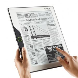 News Corp compra el lector electrónico Skiff