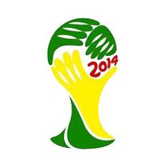 La agencia ABC persenta el logo del Mundial Brasil 2014