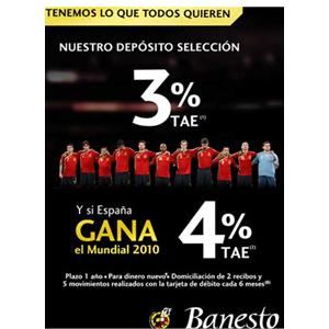 Los anunciantes que no quieren que España gane el Mundial
