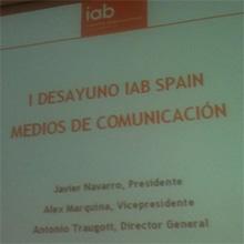 Desayuno con el IAB Spain, en directo