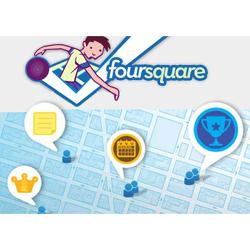 Foursquare busca acuerdos con Google, Yahoo! y Microsoft para un nuevo servicio de geolocalización