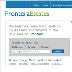 Frontera Estates, la primera plataforma inmobiliaria pensada para la comunidad hispana en la frontera de México y Estados Unidos