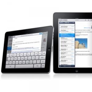 El target más numeroso del iPad tiene entre 35 y 44 años