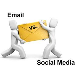Las redes sociales no desbancan a los newsletters