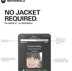Motorola ataca a Apple con su publicidad