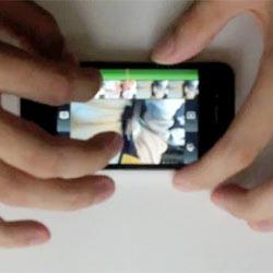 Cómo ahorrar costes filmando un anuncio con el nuevo iPhone 4