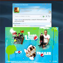 Pepsi, el primer anunciante en Xbox Live